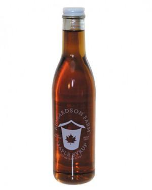 Richardson Farm Maple Syrup in Glass - 12 oz.